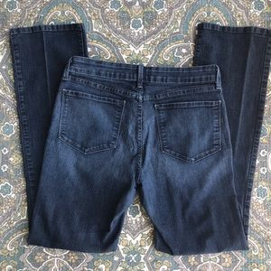 NYDJ Billie Mini Bootcut Women's size 8 Lift Tuck